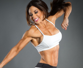 team myhmb and fit mom Danyelle Mastarone