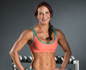 IFBB pro and bodybuilder Erin Stern