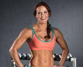 IFBB pro and bodybuilder Erin Stern