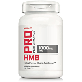GNC Pro Performance HMB 1000mg