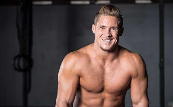 CrossFit Games Athlete Sam Dancer