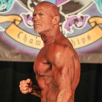 Masters Bodybuilder Tim Nassen