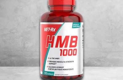 The Hunger for More – MET-Rx HMB 1000