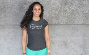 Health & Wellness Coach and Fit Mom Jada Kelly
