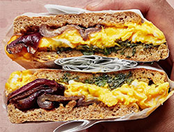 This Egg Sandwich Will Save You From Your Sunday Morning Hangover