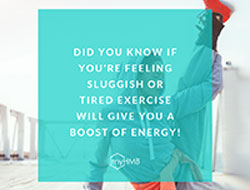 Why Exercise Boosts Mood and Energy