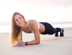 A 5-Minute Plank Workout to Do Anywhere