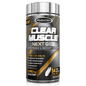 MuscleTech Clear Muscle Next Gen