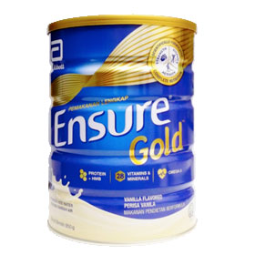 Abbott Nutrition Ensure Gold