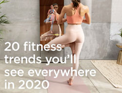 20 Fitness Trends You'll See Everywhere in 2020, According to Trainers