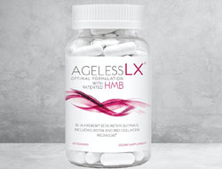 NEW product - AgelessLX