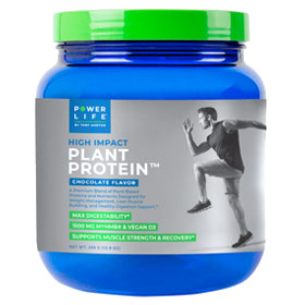 Power Life by Tony Horton High Impact Plant Protein
