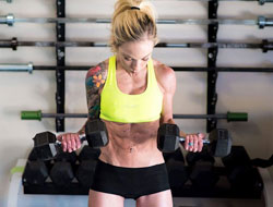 Why Women Shouldn't Be Afraid of Weights