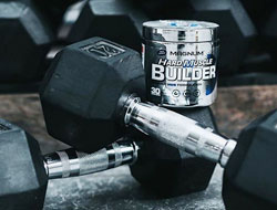 Magnum's Hard Muscle Builder