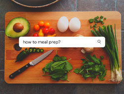 A Beginners Guide to Meal Prep