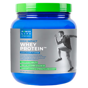 Power Life by Tony Horton High Impact Whey Protein