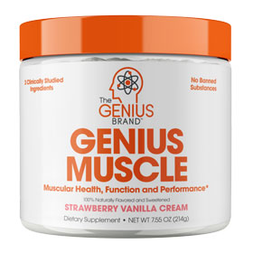 The Genius Brand Genius Muscle