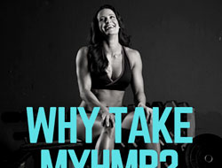 The myHMB Muscle Health Solution.