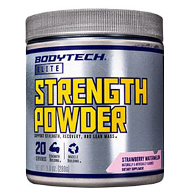 Vitamin Shoppe - Bodytech Strength Powder