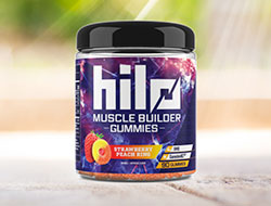 Hilo Muscle Builder Gummies
