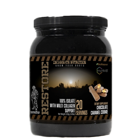 Incarnate Nutrition Restore 100% Whey Isolate Protein