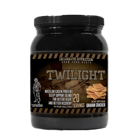 Incarnate Nutrition Twilight Micellar Casein Protein Powder