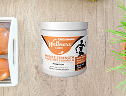 Life Extension Wellness Code® Muscle Strength & Restore Formula
