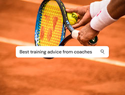 Training Tips from Coaches