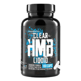 Chained Nutrition Clear HMB Liquid