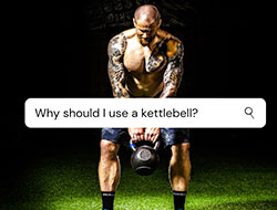 Why the Kettlebell Swing is King