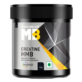 MuscleBlaze Creatine HMB