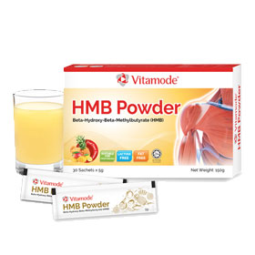 Vitamode HMB Powder